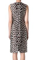 Marc Jacobs Leopardprint Dress - Lyst