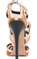 McQ by Alexander McQueen Bombe Sandals - Lyst