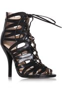 Nine West Kenie Sandals - Lyst