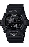 G-shock Baby G Mens Black Solar Watch - Lyst