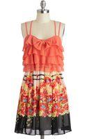 ModCloth Botanic Gardens Dress - Lyst