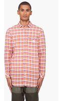Diesel Plaid Sjoshi Shirt - Lyst