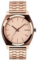 Nixon Time Teller - Lyst