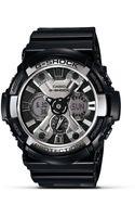 G-shock Black Anadigital Watch 55mm - Lyst