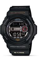 G-shock New Case Glide Tide Watch 55mm - Lyst