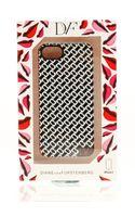 Diane Von Furstenberg Iphone 5 Case - Lyst