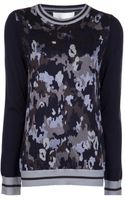 3.1 Phillip Lim Long Sleeve Pullover - Lyst