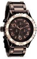 Nixon The 4220 Chronograph Watch 42mm - Lyst