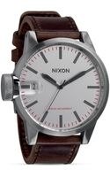Nixon The Chronicle Watch 485mm - Lyst