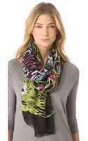 We Are Owls Mother Scarf - Lyst