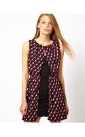 Love Printed Dress - Lyst