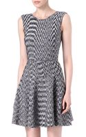 Issa Sleeveless Flare Knitted Dress - Lyst