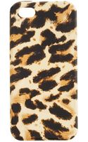 J.Crew Factory Printed Phone Case For Iphone 5 - Lyst