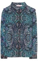 See By Chloé Paisley Print Blouse - Lyst