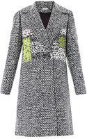 Diane Von Furstenberg Nala Coat - Lyst
