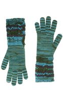 Missoni Gloves - Lyst