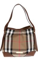 Burberry Brit Canterbury Tote - Lyst