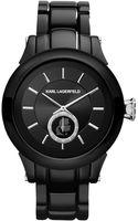 Karl Lagerfeld Klassic Stainless Steel Ladies Watch - Lyst