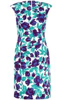 Precis Petite Summer Floral Shift Dress - Lyst