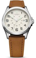 Victorinox Leather Watch 38mm - Lyst