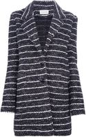 Isabel Marant Ifea Bobble Knit Jacket - Lyst