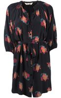 Tucker Santa Fe Armadillo Mini Dress - Lyst