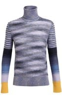 Missoni Woolblend Turtleneck - Lyst