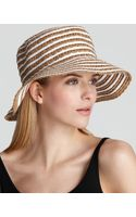 Eric Javits Braid Dame Multicolor Bucket Hat - Lyst