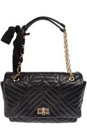 Lanvin Quilted Bag - Lyst