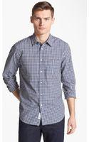 Rag & Bone Yokohama Plaid Woven Shirt - Lyst