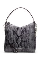 Michael by Michael Kors Medium Weston Snakeprint Shoulder Bag - Lyst