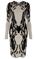 Temperley London Plume Jacquard Dress - Lyst