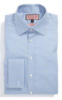 Thomas Pink Slim Fit Dress Shirt - Lyst