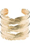 CC Skye Feather Cuff - Lyst