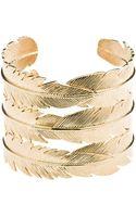 CC Skye Feather Cuff - Lyst