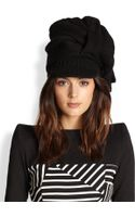 Band Of Outsiders Knit Turban - Lyst
