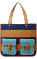 Fossil Shay Shopper - Lyst