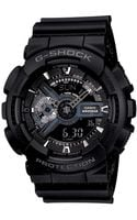 G-shock Mens Analog Digital Black Resin Strap Ga1101b - Lyst
