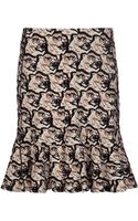 Kenzo Tiger Print Skirt - Lyst