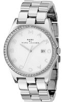 Marc By Marc Jacobs Womens Stainless Steel Bracelet - Lyst