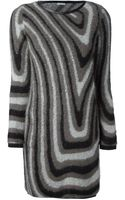 Iceberg Patterned Dress - Lyst