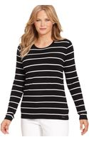 Michael Kors Longsleeve Striped - Lyst