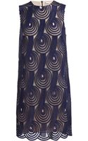 Christopher Kane Clef Lace Dress - Lyst