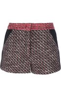M Missoni Tweed Shorts - Lyst