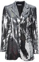 Moschino Vintage Sequined Jacket - Lyst