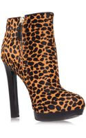 Nine West Plumperfct5 Ankle Boots - Lyst