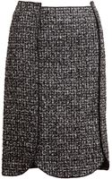 Proenza Schouler Boucle Tweed Pencil Skirt - Lyst