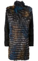Liska Fur Coat - Lyst