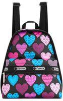 Lesportsac Mini Basic Backpack - Lyst