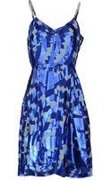 Louise Gray Kneelength Dress - Lyst